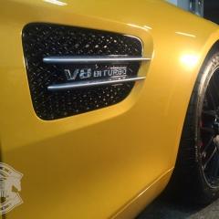 グレア-メルセデスベンツ-AMG-GT-コーティング-東京