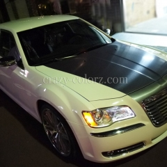 300c brushed steel