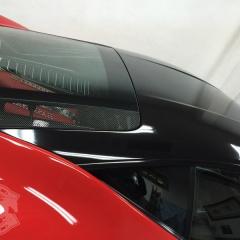 458スパイダー 東京 カーラッピング フェラーリ ツヤアリ