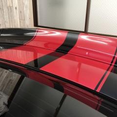 ストライプデカール ラインステッカー エレノア マスタング 3M 東京 台東区 浅草