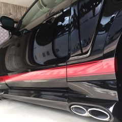 サイドライン デカール ステッカー 東京 台東区 浅草 マスタング エレノア 3M