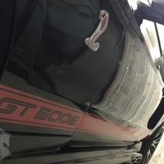 エレノア レーシングストライプ サイドデカール GT500E カーラッピング 東京