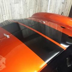 レーシングストライプ コブラ ライン ステッカー 東京 カーラッピング
