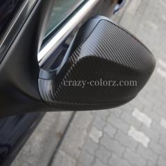 BMW5seriesカーボンラッピング