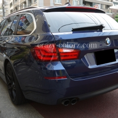 BMW5series carbon wrapping