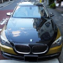 BMW 7series カーラッピング