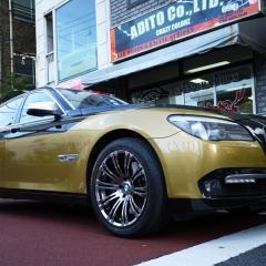 BMW 7series ツートンカラー