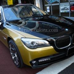 BMW 7series ラッピング