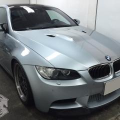 BMW M3 レーシングストライプ