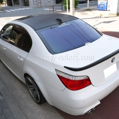 BMW M5 CARBON WRAP