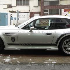 BMW-Z3バイナルラッピング