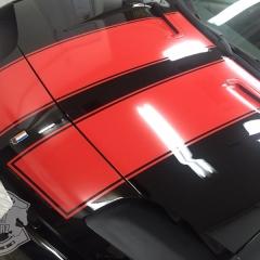 シボレー カマロ ラリーストライプ 東京