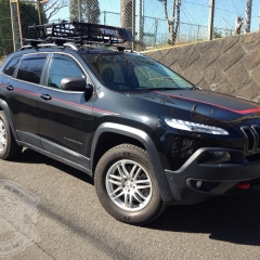 jeep cherokee carwrapping