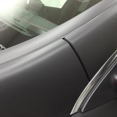 艶消し マットブラック カーラッピング フルラッピング CLA45 AMG 東京