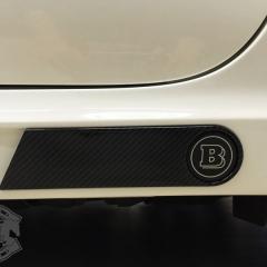 グロスカーボン ウエットカーボン カーラッピング ブラバス 東京 CLS