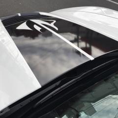 カスタム コルベット レーシングストライプ カーラピング 東京 スティングレイ C