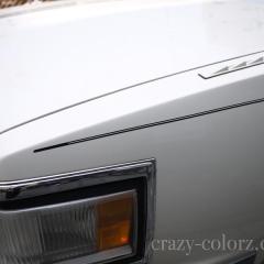 Cadillac deville pin stripe