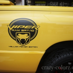 DODGE-RUM-TRUCK-YELLOW-FEVER