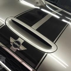 F54 ストライプ ミニ スポーツ カーラッピング レーシング ドレスアップ ステッカー 東京