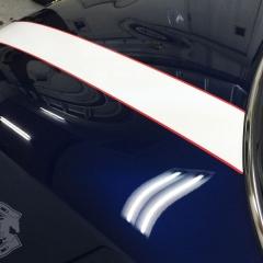 クラブマン ストライプ ステッカー F54 ドレスアップ カスタム 東京 カーラッピング