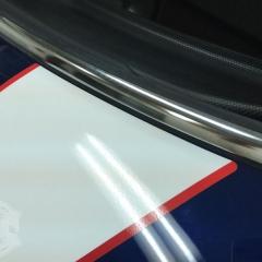 ボンネットストライプ インクジェット F54 クラブマン カーラッピング 東京