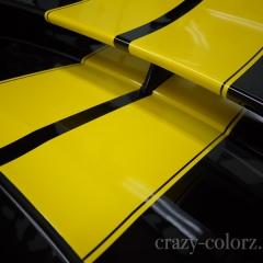 FAIRLADYZレーシングストライプ カーラッピング
