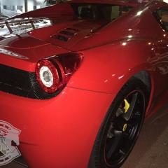 フェラーリ-458-カーラッピング-剥がし-東京