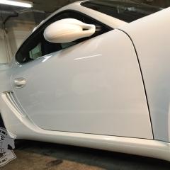 Porsche cayman glare coating tokyo