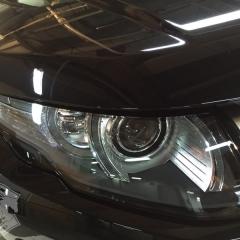 GLARE グレア 東京 台東区 SUV コーティング 親水 ランドローバー レンジローバー イヴォーク