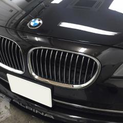 BMW コーティング 台東区 東京 7シリーズ アルピナスタイル GLARE グレア
