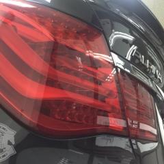 BMW アルピナスタイル 7シリーズ コーティング 台東区 東京 GLARE グレア テールランプ