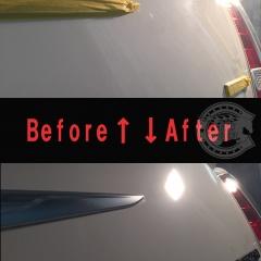 台東区 コーティング GLARE グレア アメ車 クライスラー 東京