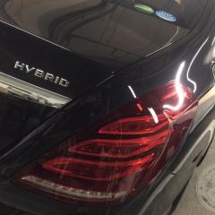 コーティング 台東区 GLARE グレア メルセデスベンツ S400 ハイブリッド