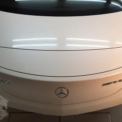 SLS AMG ベンツ グレア コーティング 台東区