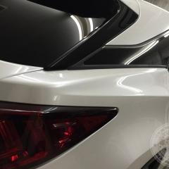 RX450H コーティング グレア GLARE 東京 台東区 親水 UV ガラス 化学結合