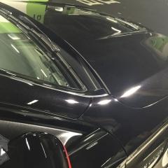 コーティング AMG W204 C63S 親水 ガラス 化学結合 東京 台東区
