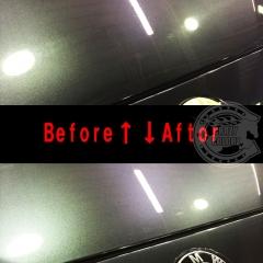 BMW 磨き コーティング 東京 台東区 グレア GLARE M6