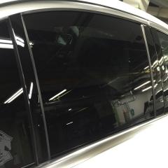 グレアコーティング 磨き 化学結合 ガラスコーティング 親水 東京 台東区 メルセデスベンツ W205