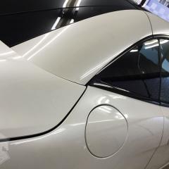 AMG コーティング グレア 親水 ガラス 化学結合 UVカッロ 東京 台東区 浅草 SL63
