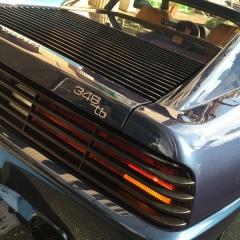 ferrari 348tb glare coating