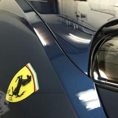 フェラーリ 348tb ガラスコーティング 東京