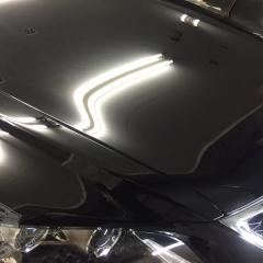 LS600h カーラッピング 東京 台東区 剥がし フルラッピング 綺麗にはがせる カスタム ドレスアップ