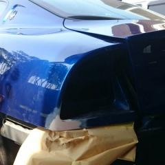 マセラティ グランスポーツ 板金塗装 修理