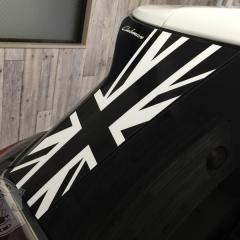 ユニオンジャック ステッカー ミニクーパー クラブマン F54 東京