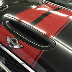 レーシングストライプ DUAL2 ミニ F55 5ドア 東京 台東区 ステッカー