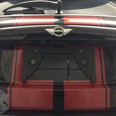 スポーツストライプ デカール ミニ ステッカー デュアル F55 東京 台東区