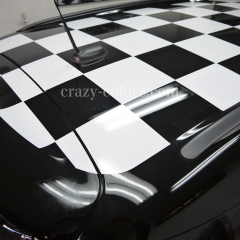 MINI CROSSOVER ROOF WRAPPING