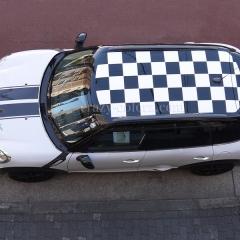 ミニ R60 チェッカールーフ