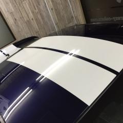 レーシングストライプ レーシングライン 東京 カーラッピング ステッカー デカール マスタング