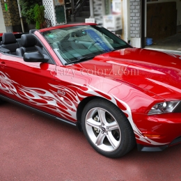 mustang_crazy_flame6
